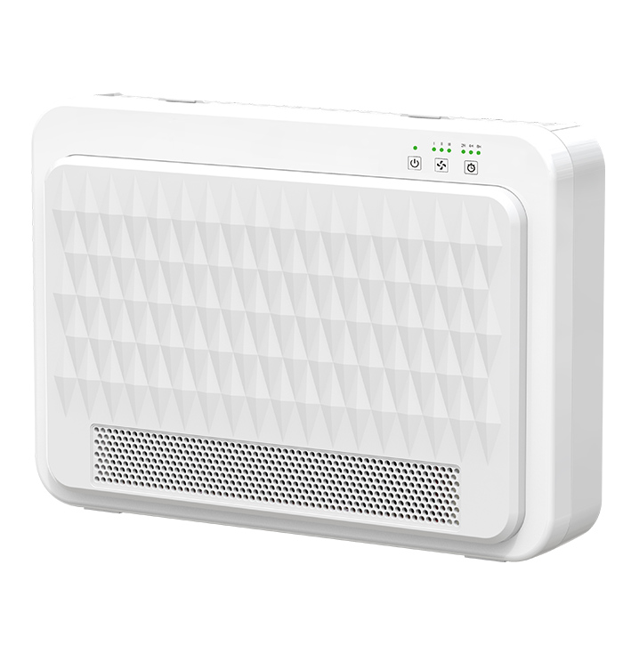 B-676 :Wall-Mounted Air Purifier For Home Use To Remove Smoke And Dust