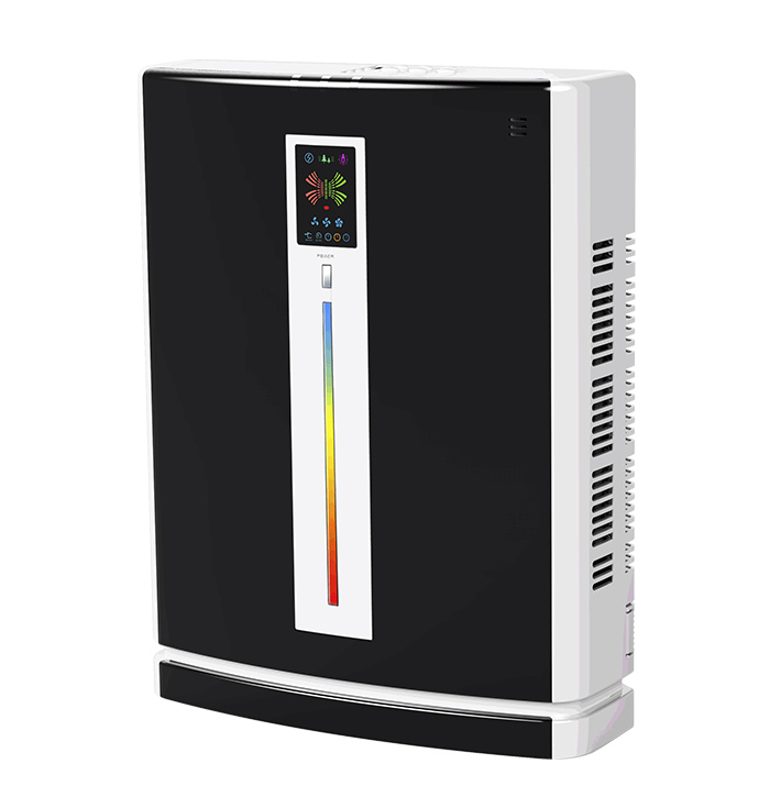 B-777: Air Purifier With Electronic Static Plasma Filter, Negative Ions For Big Space Us, Ozone Free