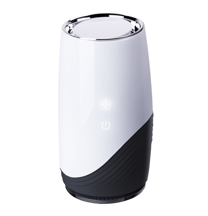 B-D01M: Air Purifier with HEPA and Carbon Filter for Allergen and Odor Reduction
